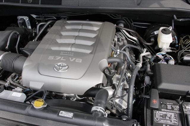 2021 Toyota Sequoia specs