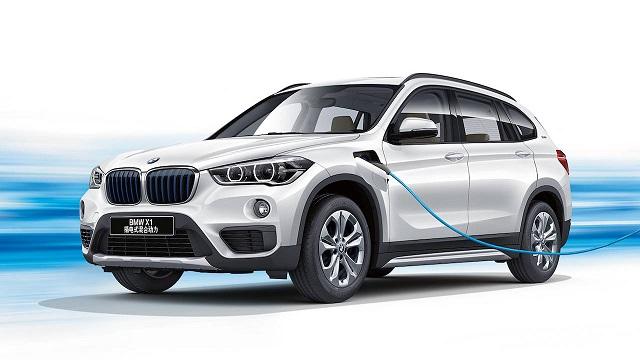 2021 BMW X1 hybrid