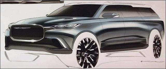 2021 Chrysler Aspen concept