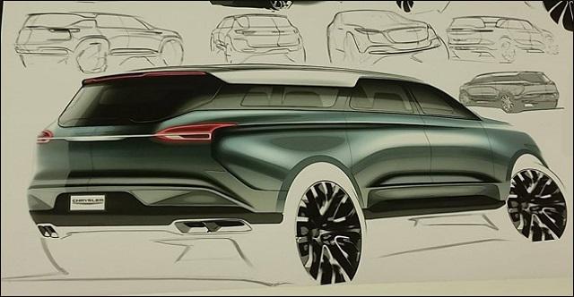 2021 Chrysler Aspen platform