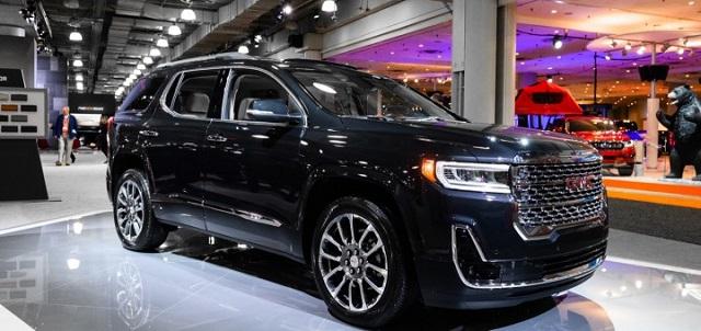 2021 GMC Acadia Changes - AT4 and Denali Models - US SUVS ...
