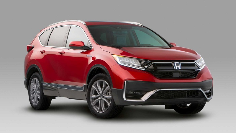 2021 Honda CR-V redesign