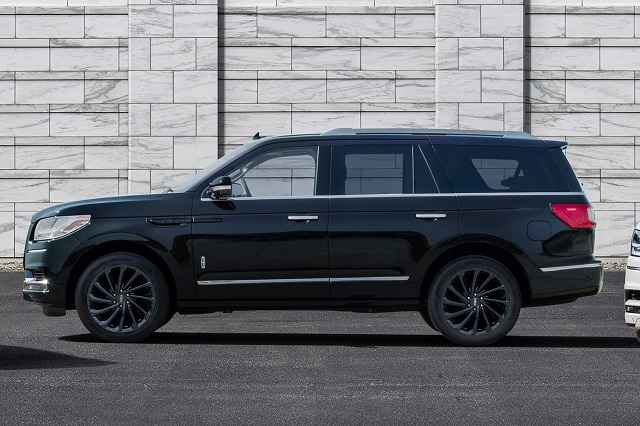 2021 Lincoln Navigator black label