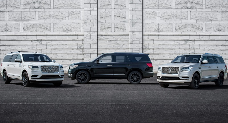 2021 Lincoln Navigator changes