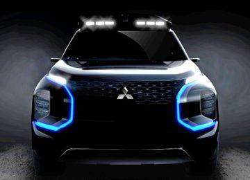 2021 Mitsubishi Outlander engelberg tourer