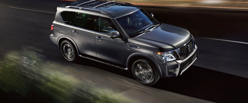 2021 Nissan Armada changes