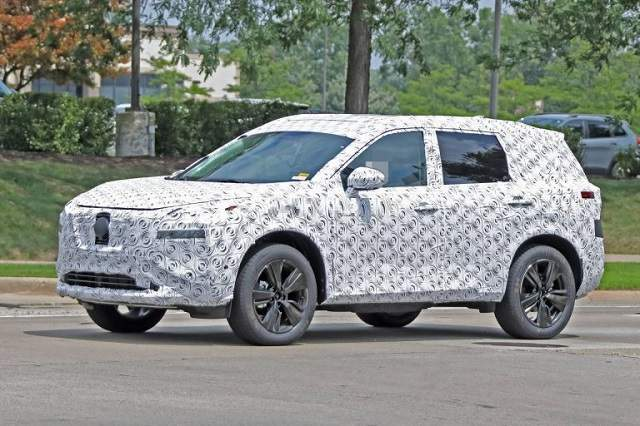 2021 nissan rogue – what we know about the nextgen