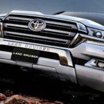 2021 Toyota Land Cruiser diesel