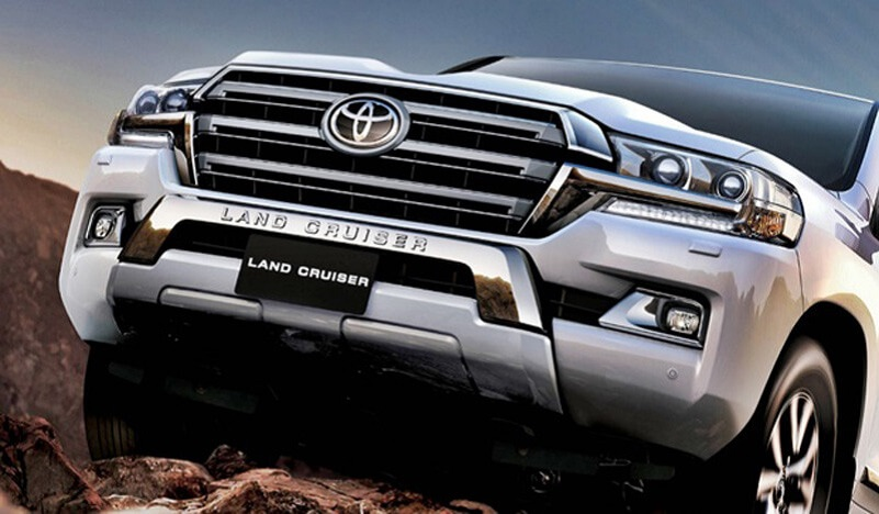 New Generation of 2021 Toyota Land Cruiser for 60th ...