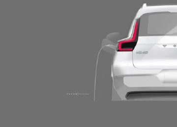 2021 Volvo XC40 concept