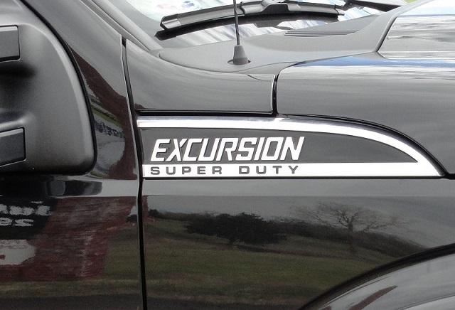 2020 Ford Excursion comeback concept