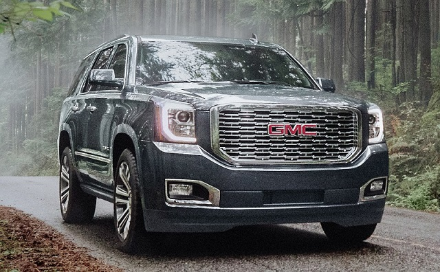2020 GMC Yukon changes