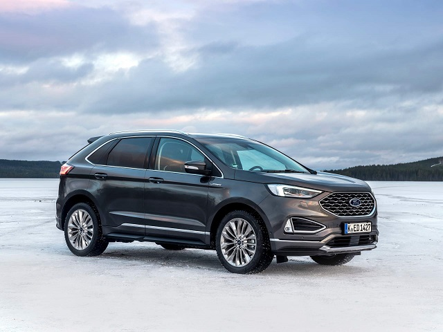 2021 Ford Edge Redesign
