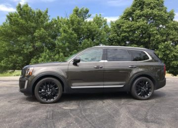 2021 Kia Telluride changes