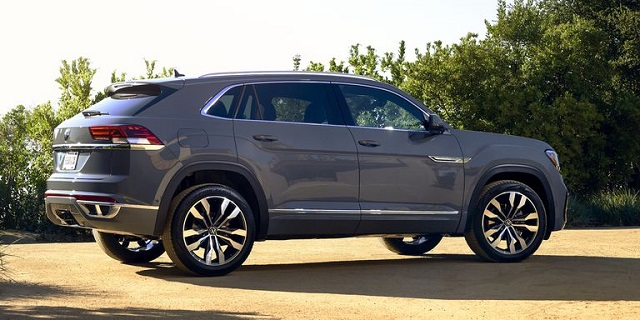 2021 VW Atlas cross sport