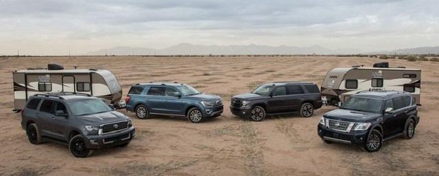 Best Full-Size SUVs in 2020