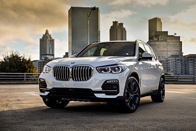 2020 BMW X5 xDrive45e Plug-In Hybrid