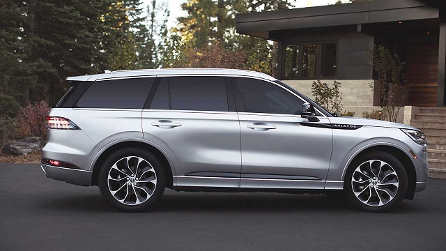 2020 Lincoln Aviator Grand Touring Hybrid