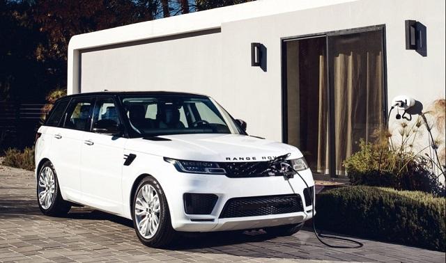 2020 Range Rover Sport P400e