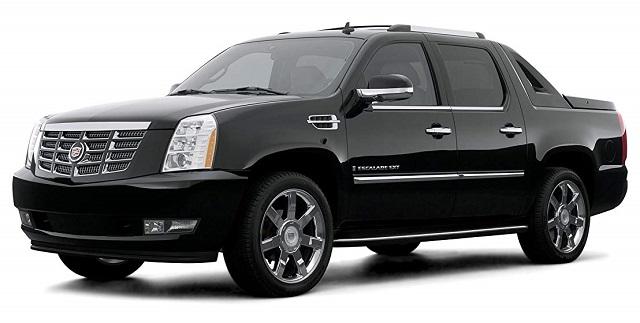 2021 Cadillac Escalade ext