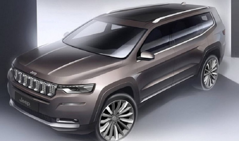 2021 Jeep Grand Cherokee redesign