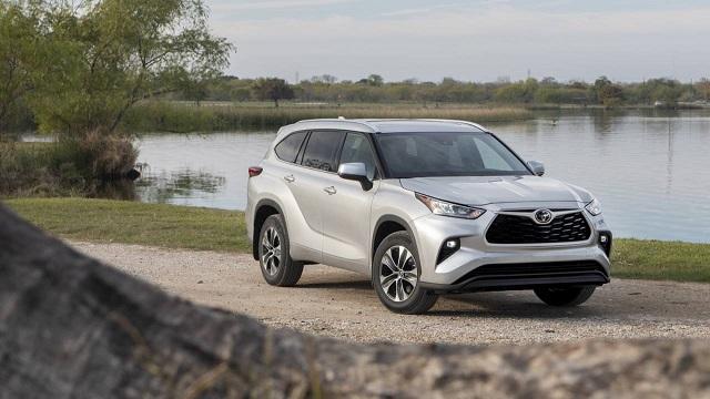 2021 Toyota Highlander phev