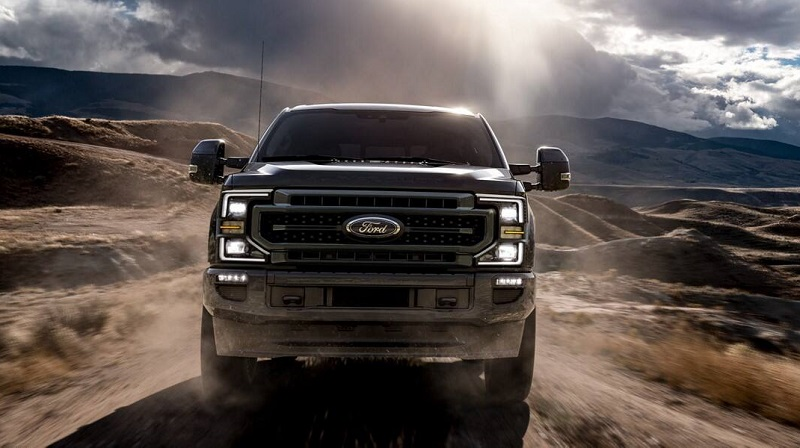 2021 Ford Excursion redesign