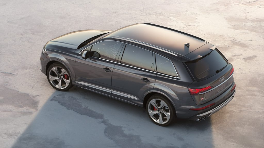 2021 Audi Q7 Comes With Three Rows, No Hybrid - US SUVS NATION