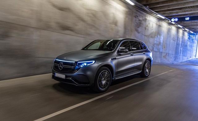 2021 Mercedes-Benz GLC eqc