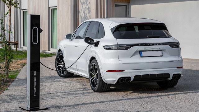 2021 Porsche Cayenne e-hybrid