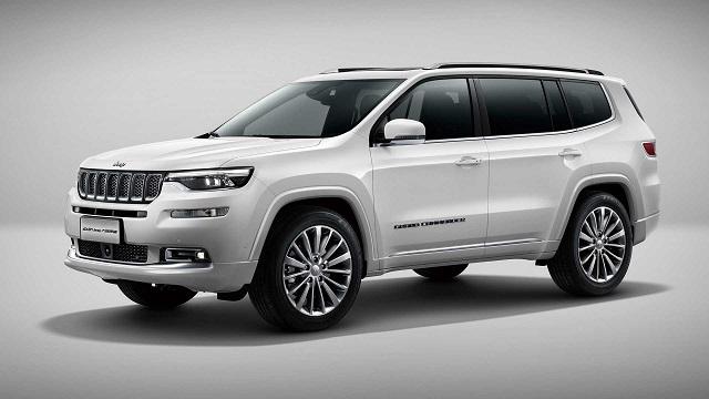 2021 Chrysler Commander concept