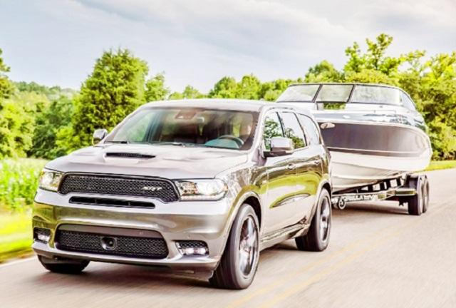 2021 Dodge Durango Towing Capacity
