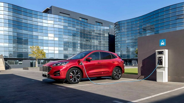 2021 Ford Escape plug-in hybrid PHEV