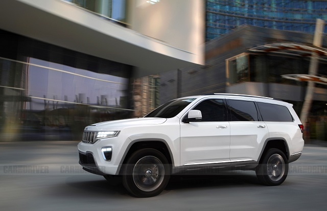 2021 Jeep Grand Wagoneer release date