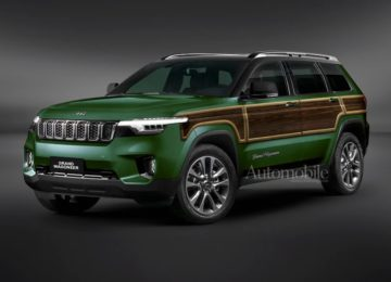 2021 Jeep Grand Wagoneer trackhawk