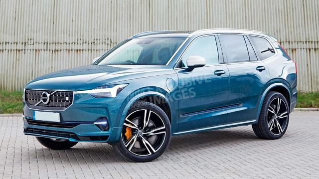 2022 Volvo XC90 ev