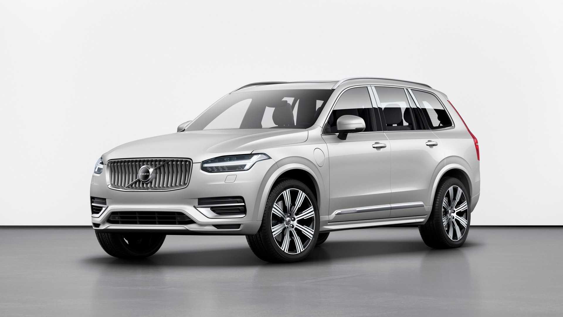 2022 Volvo XC90 new generation
