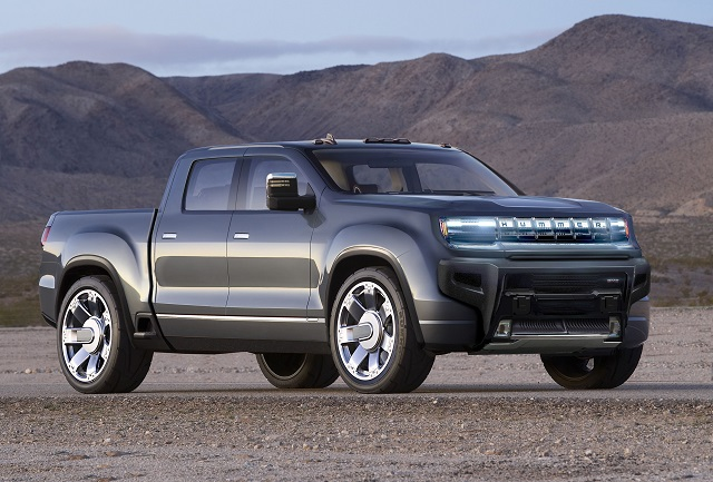 2022 Hummer Electric Concept