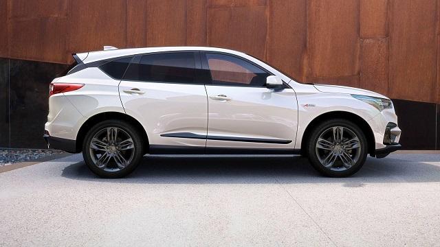 2021 Acura RDX colors