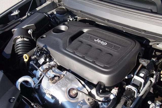 2021 Jeep Cherokee hybrid