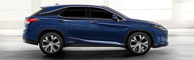2021 Lexus RX350 redesign