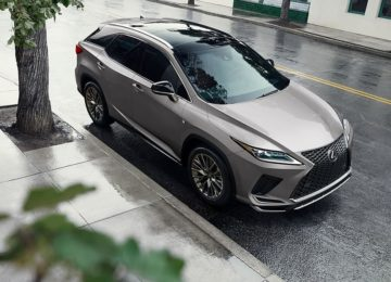 2021 Lexus RX350 three row