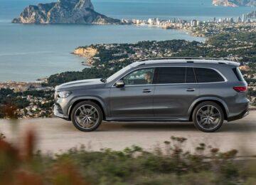 2021 Mercedes GLS redesign