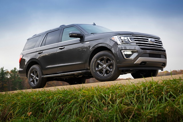 2021 Ford Expedition fx4