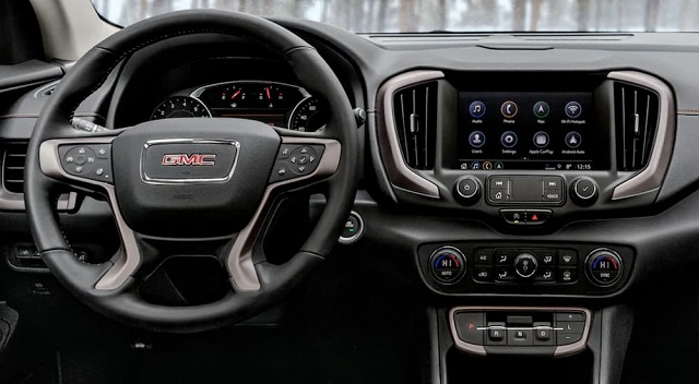 2021 gmc terrain coming this fall introduces at4 trim