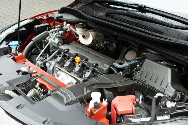 2021 Honda HR-V specs