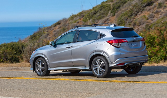 2021 Honda HR-V Touring