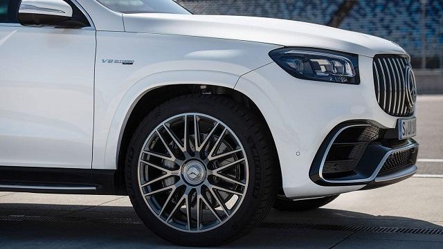 2021 Mercedes-AMG GLS 63 release date