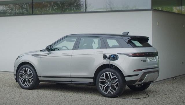 2021 Range Rover Evoque ev