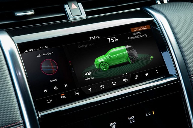 2021 Range Rover Evoque phev